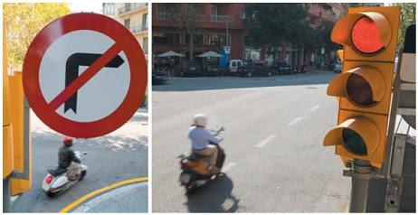 Mobilitat en moto, conductes de risc i consells