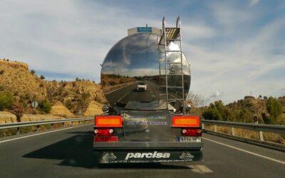 Dispositivos obligatorios en los vehículos pesados