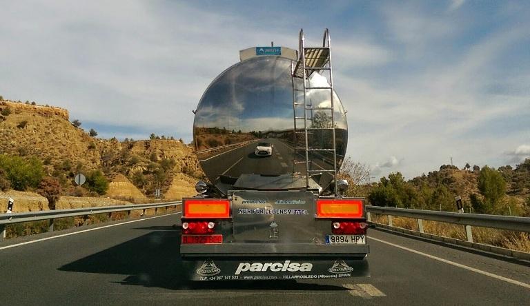 Dispositius obligatoris en els vehicles pesants