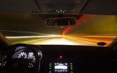 La tecnología te permite conducir con más seguridad