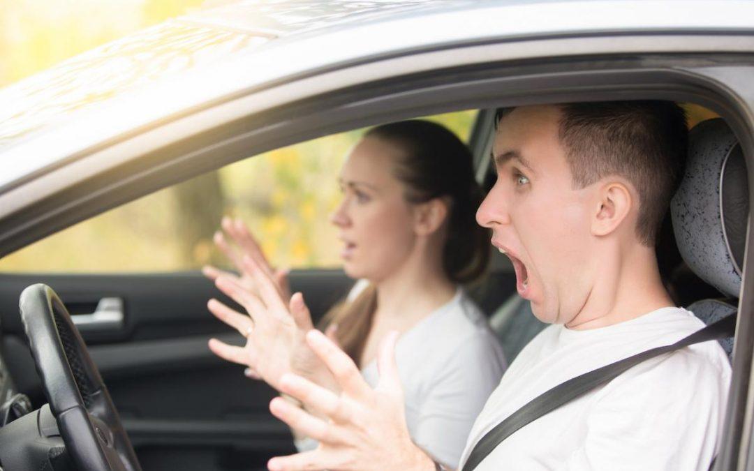 Tens por a conduir?